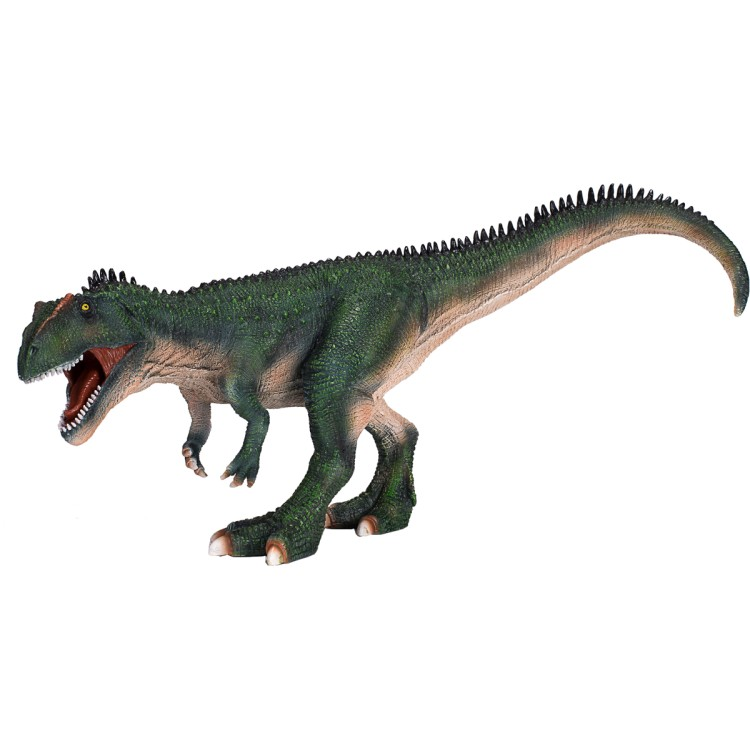 Animal Planet Dinosaur Giganotosaurus Figure with Articulated Jaw