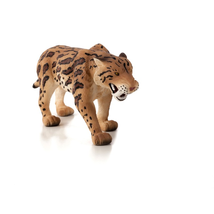 Animal Planet Dinosaur Smilodon Figure