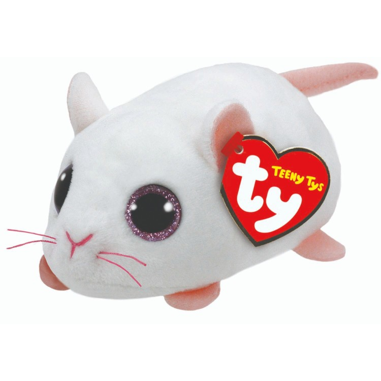 TY Teeny Ty Anna the Mouse Plush