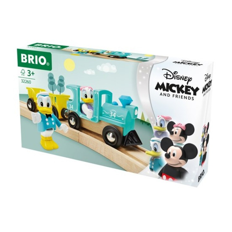 Brio Disney Donald and Daisy Duck Train