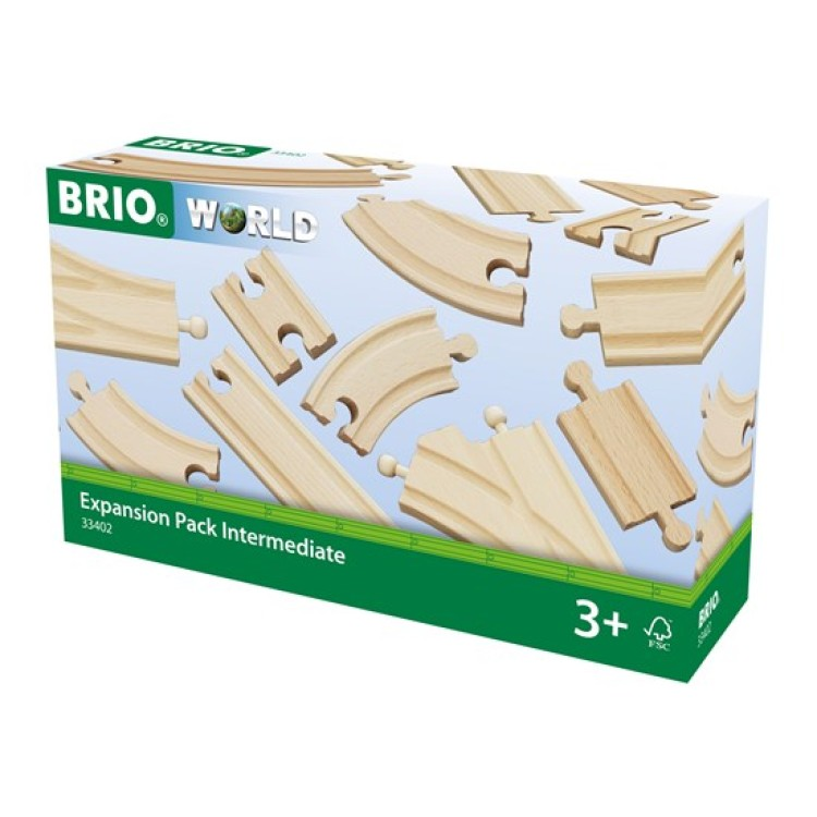 Brio Expansion Pack Intermediate