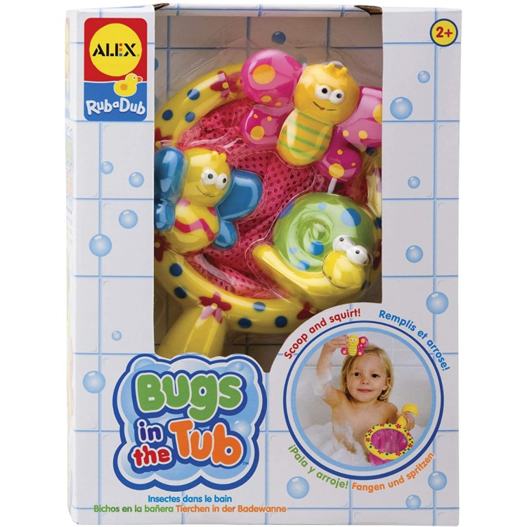 Alex Toys Bugs in the Tub Set