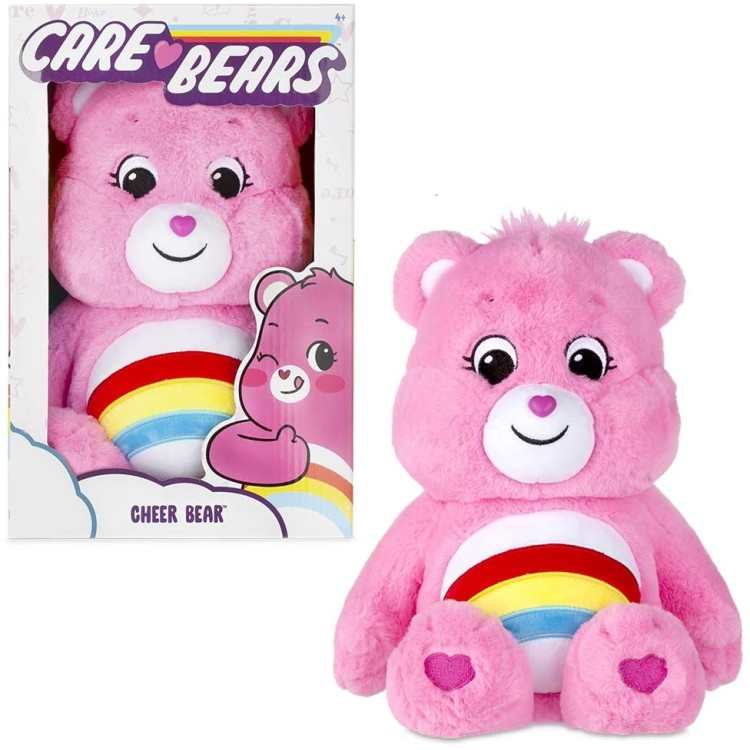 Care Bears Cheer Bear Medium Size Plush