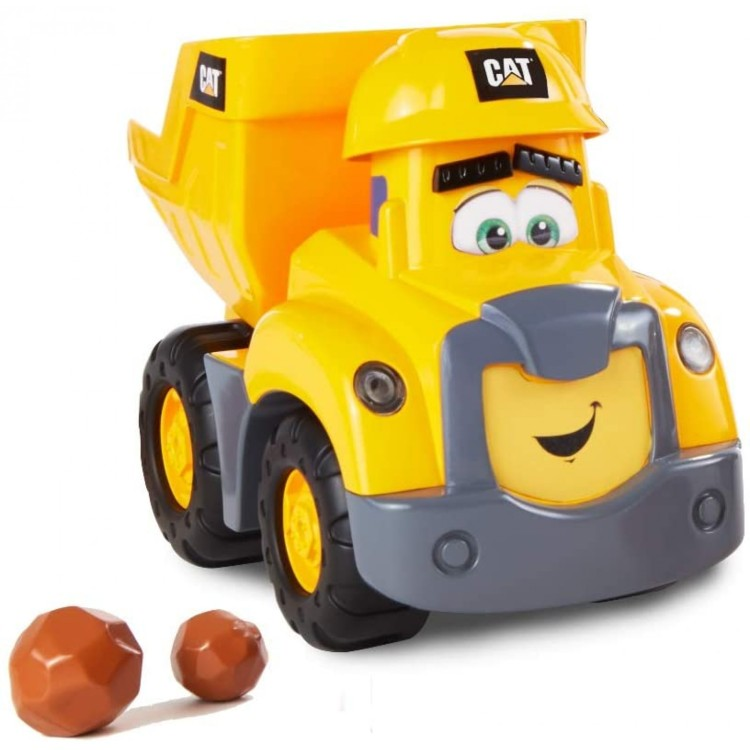 Cat Junior Crew Construction Buddies Dump Truck