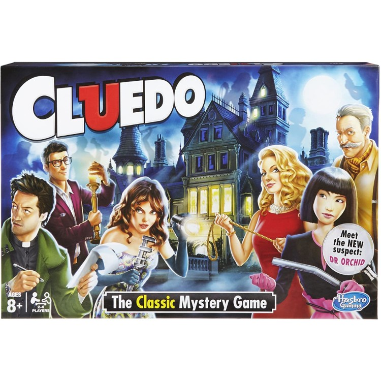 Cluedo Classic Mystery Board Game