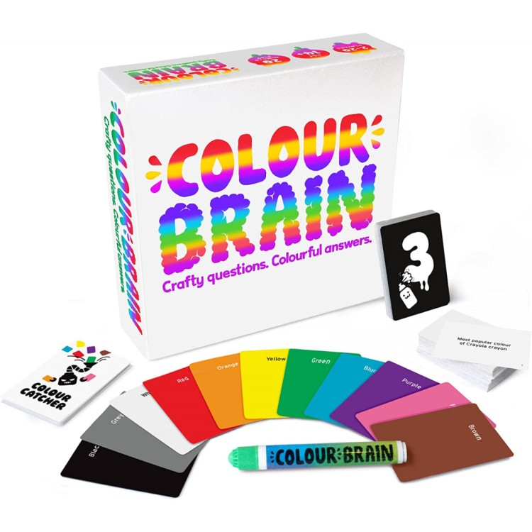 Colour Brain Game