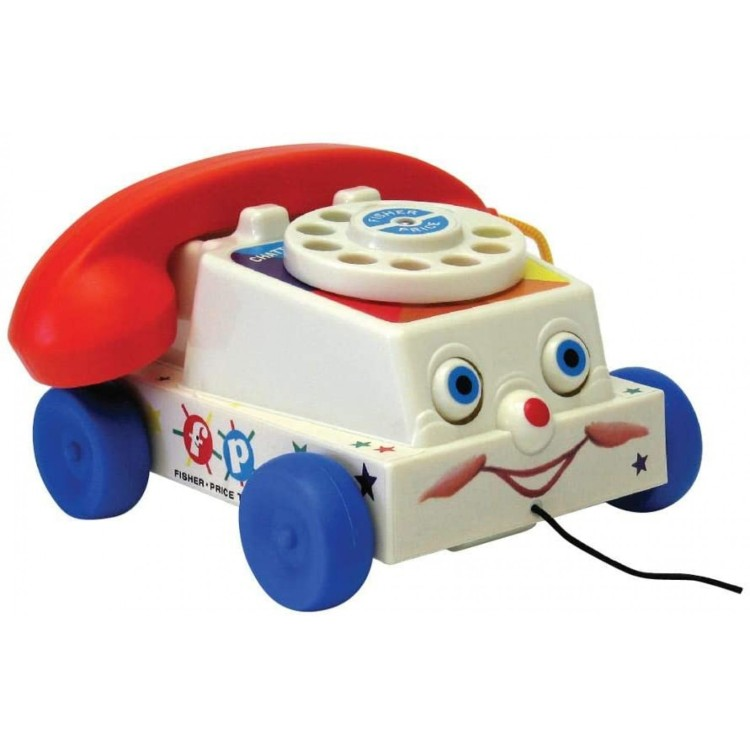 Fisher Price Retro Chatter Telephone