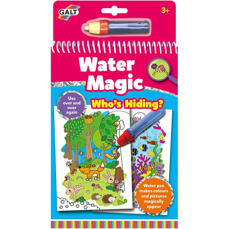 Galt Water Magic Who's Hiding Pad
