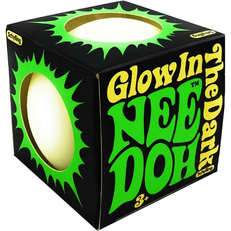 Glow in the Dark Nee-Doh Ball