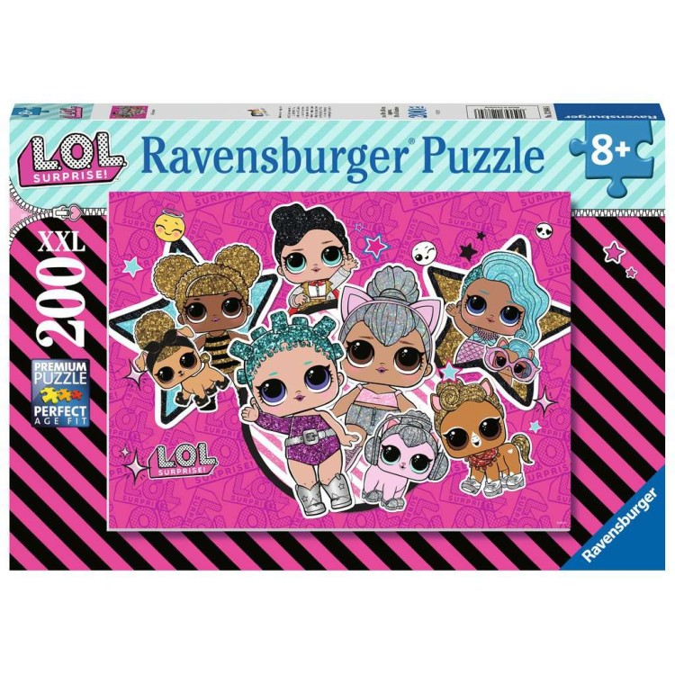 Ravensburger LOL Surprise Girl Power 200XXL Piece Jigsaw Puzzle