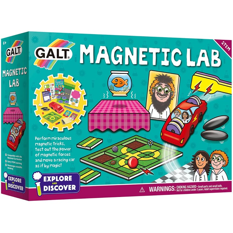 Galt Magnetic Lab Set