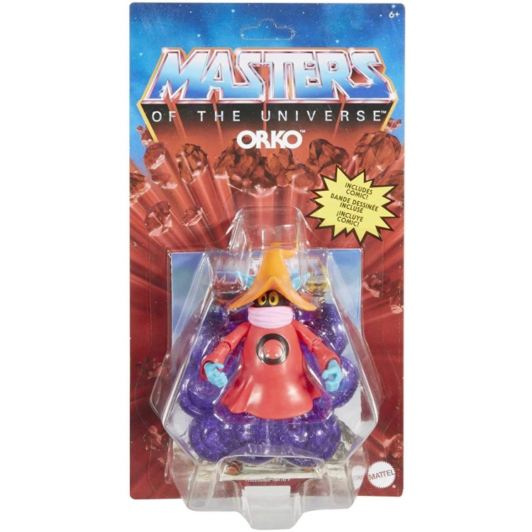 Masters of the Universe Origins Orko Figure MOTU