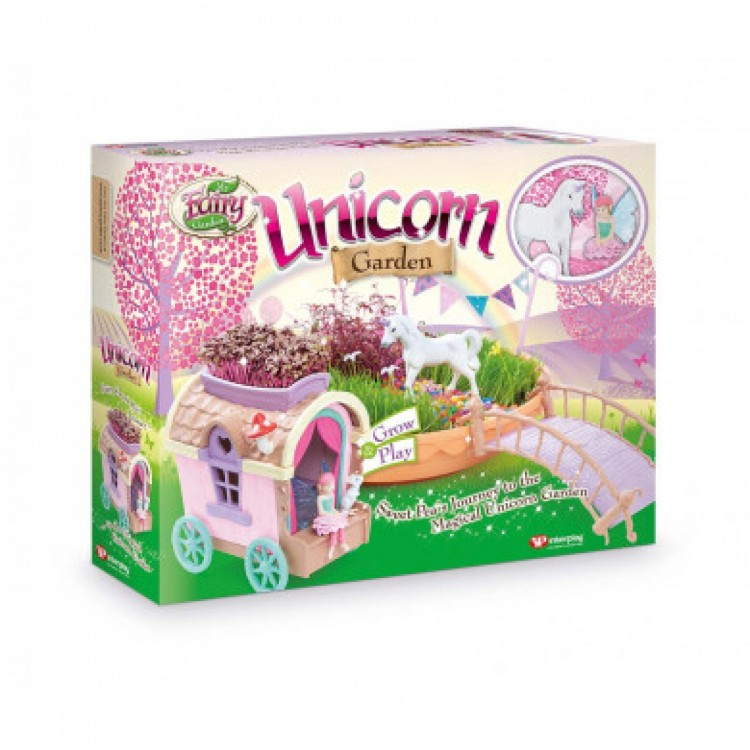 My Fairy Garden Unicorn Garden Set