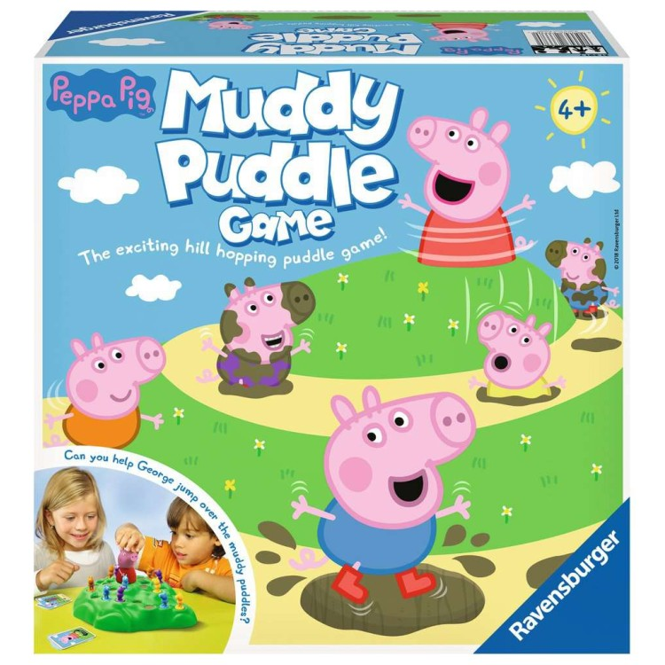 Peppa Pig's Muddy Puddles Game