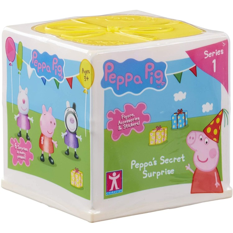 Peppa Pig Peppa's Secret Surprise Series 1