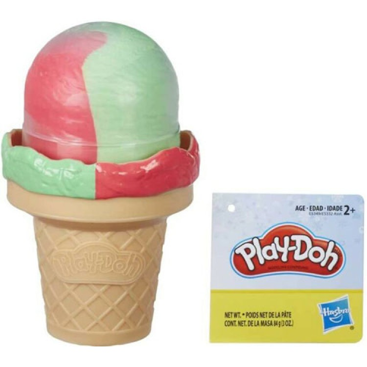 Play-Doh Ice Pop N Cones Ice Cream Cone