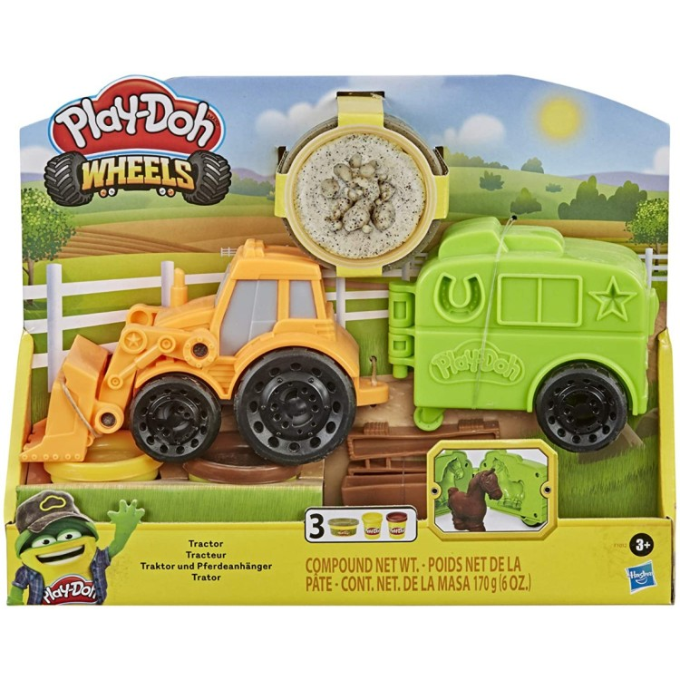 Play-Doh Wheels Tractor Set