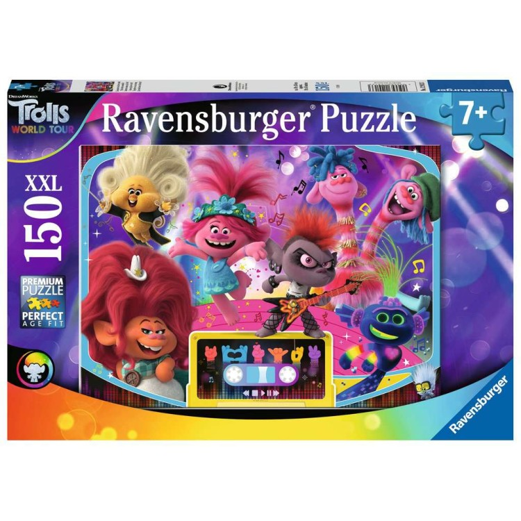 Ravensburger Trolls 2 World Tour Together We Are Strong 150 XXL Piece Jigsaw Puzzle