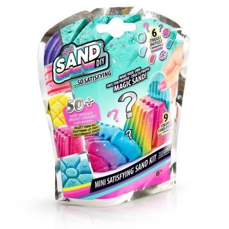 So Sand DIY Magic Sand Blind Bag