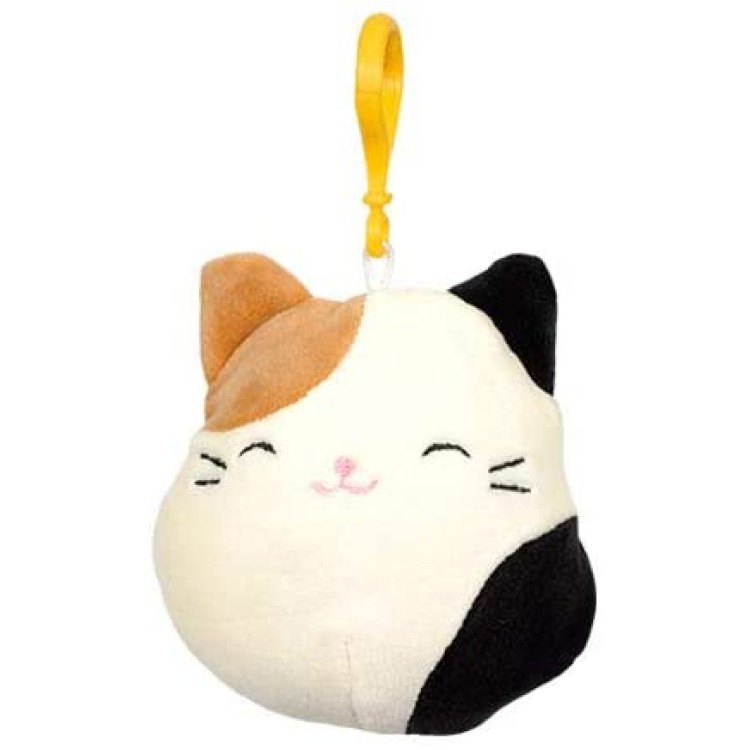 Squishmallows Clip-on Cameron the Cat