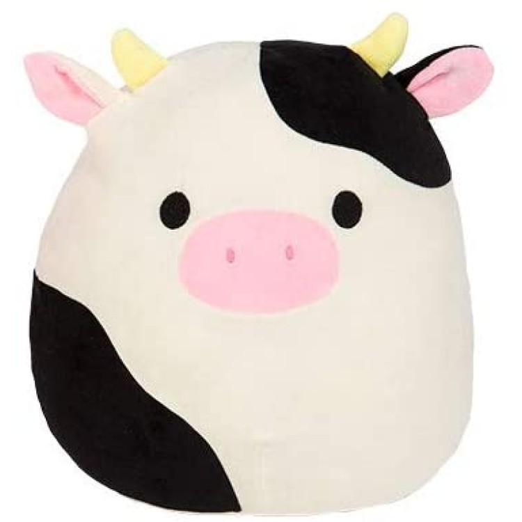 Squishmallows Connor the Cow