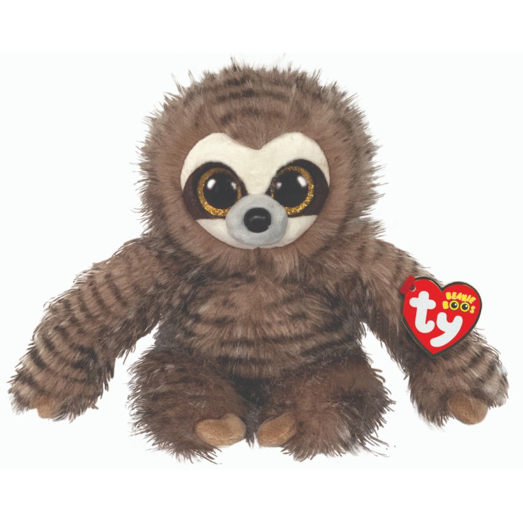 TY Sully the Sloth Beanie Boo Medium Size
