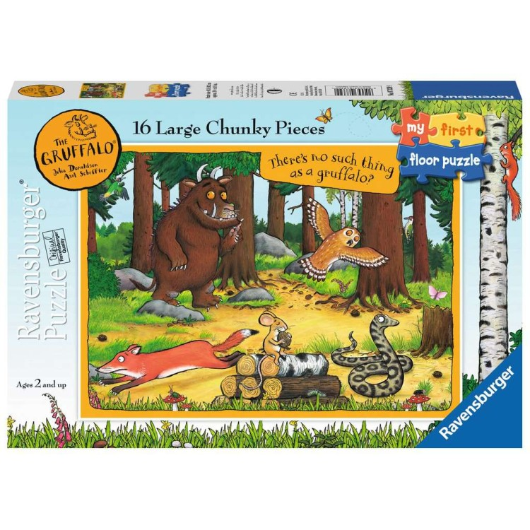 Ravensburger The Gruffalo 16 Piece My First Floor Jigsaw Puzzle
