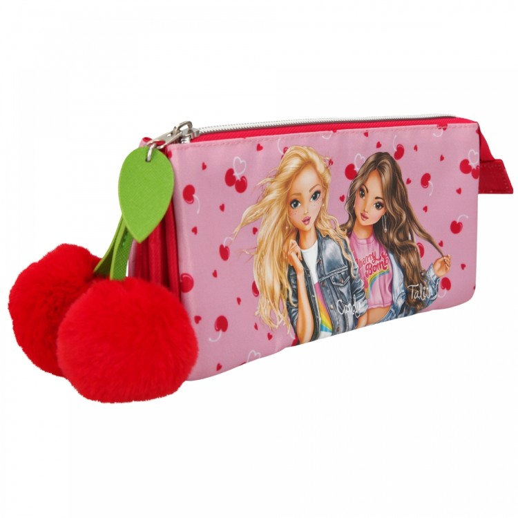 Top Model Cherry Bomb Pencil Case