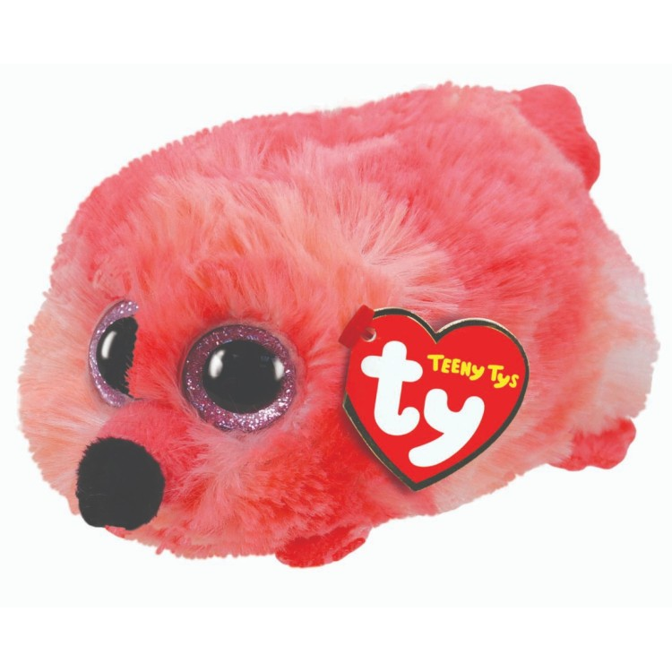 TY Teeny Ty Gilda the Flamingo Plush